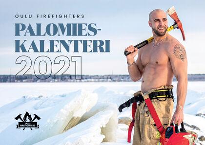 Palomieskalenteri 2021